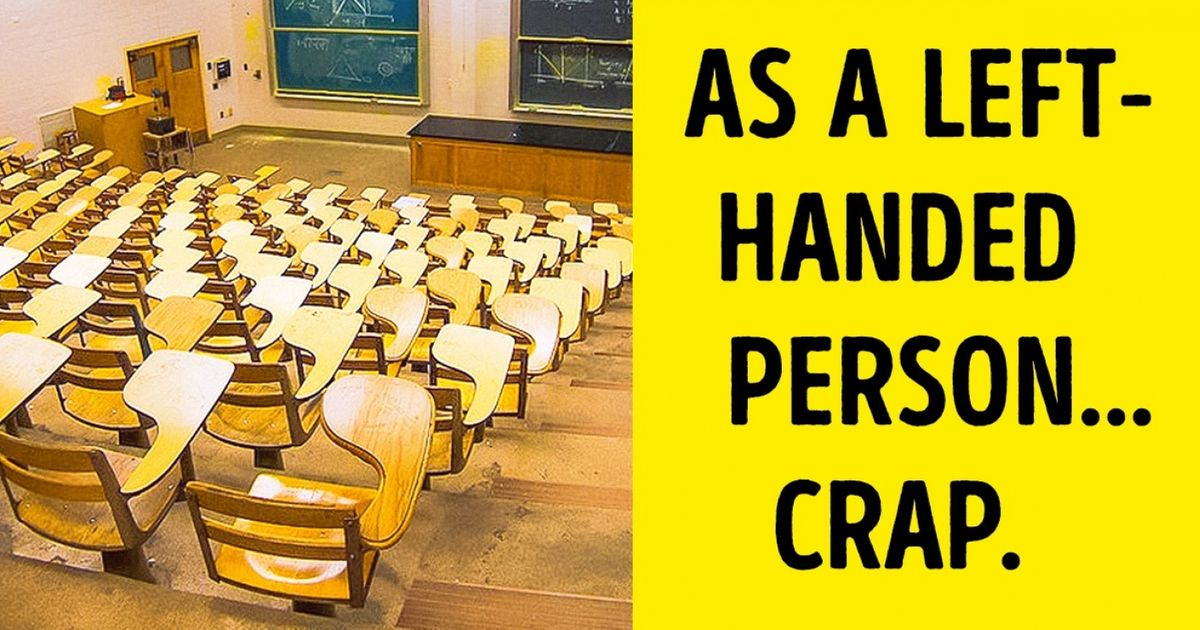 13 Incredible Facts About Left-Handed People