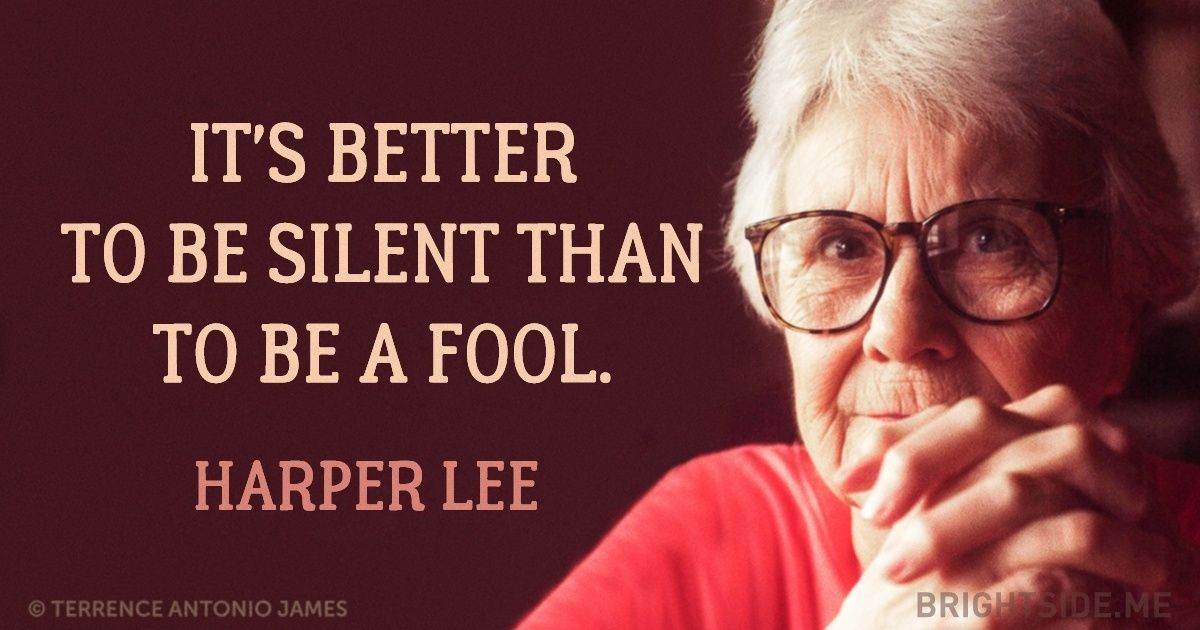 15 invaluable insights into human nature from Harper Lee
