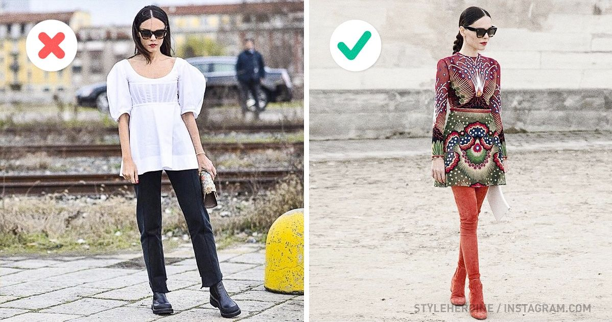 Ten tricks byprofessional stylists tomakeus look taller