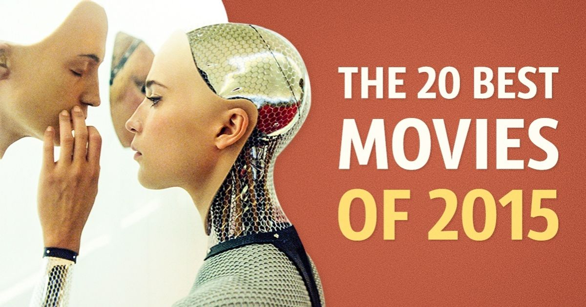 The 20best movies of2015