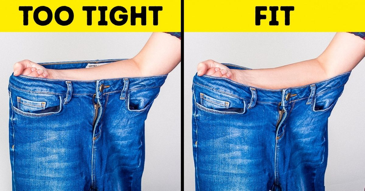 3 Steps to Choosing the Perfect Pair of Jeans Without Trying Them on