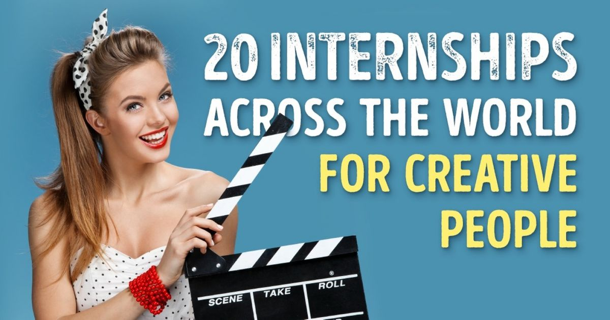 The best paid internship opportunities around the world