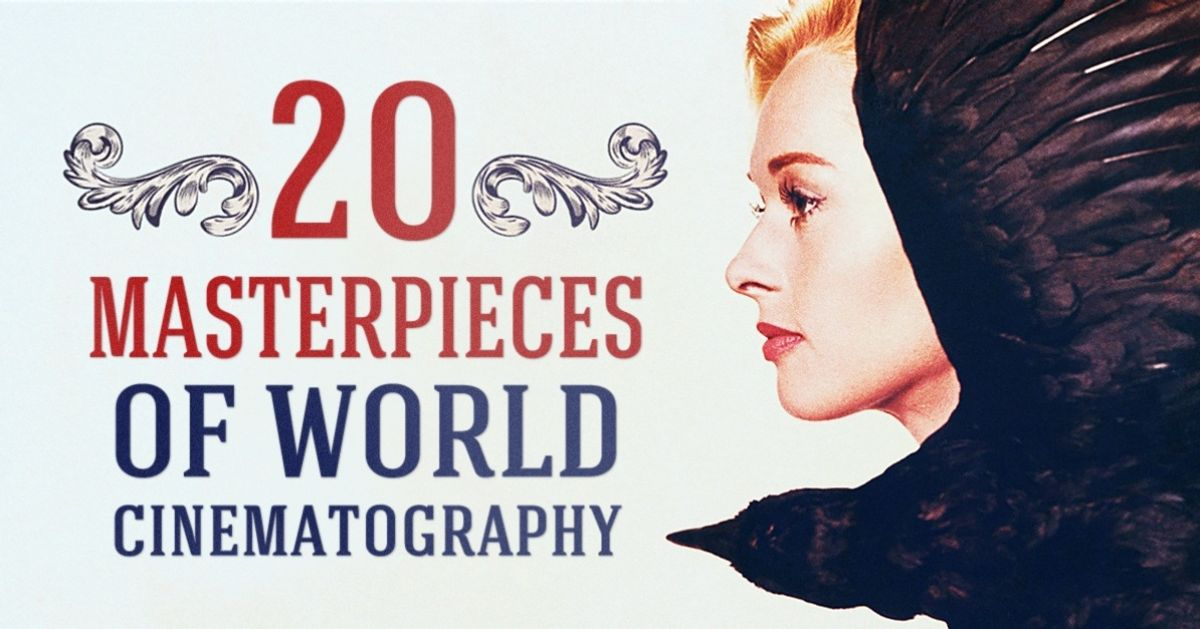 20 films to help you understand cinematography