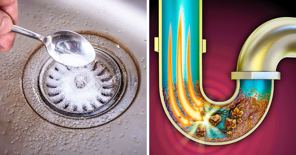 8 Fast And Ways To Unclog A Kitchen Sink Drain
