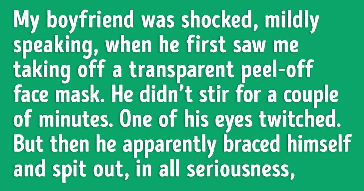 "10 ""Overheard"" Stories About Love Through the Eyes of Men"