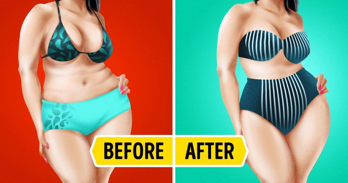How to Choose the Perfect Swimsuit for Your Figure