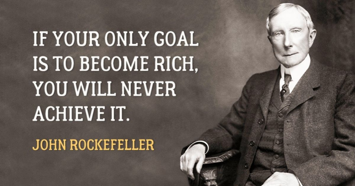 17 perfect rules for life from John Rockefeller