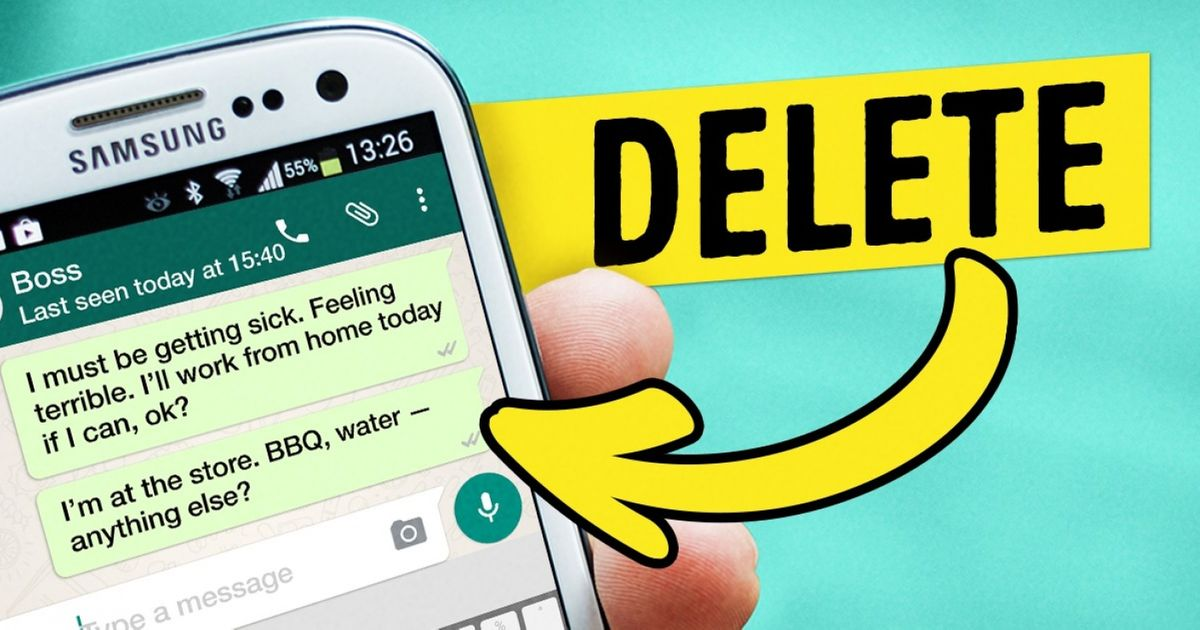 WhatsApp Will Allow Users toRecall Sent Messages