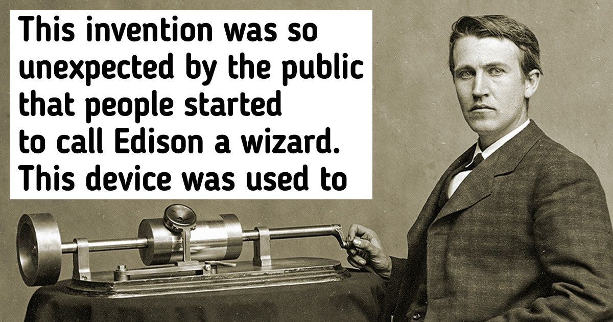 6 Game-Changing Inventions by Thomas Edison That Made People Call Him a Wizard
