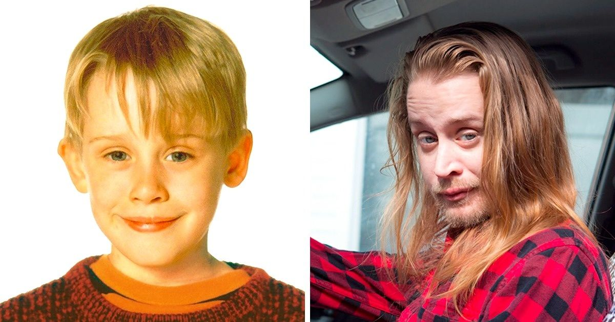 What Our16 Favorite Actors Looked Like inTheir First Films Compared toNow
