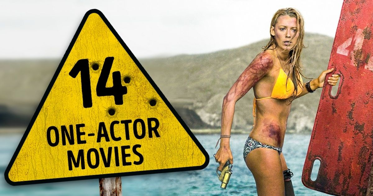 14 Movies With Only One Amazing Actor