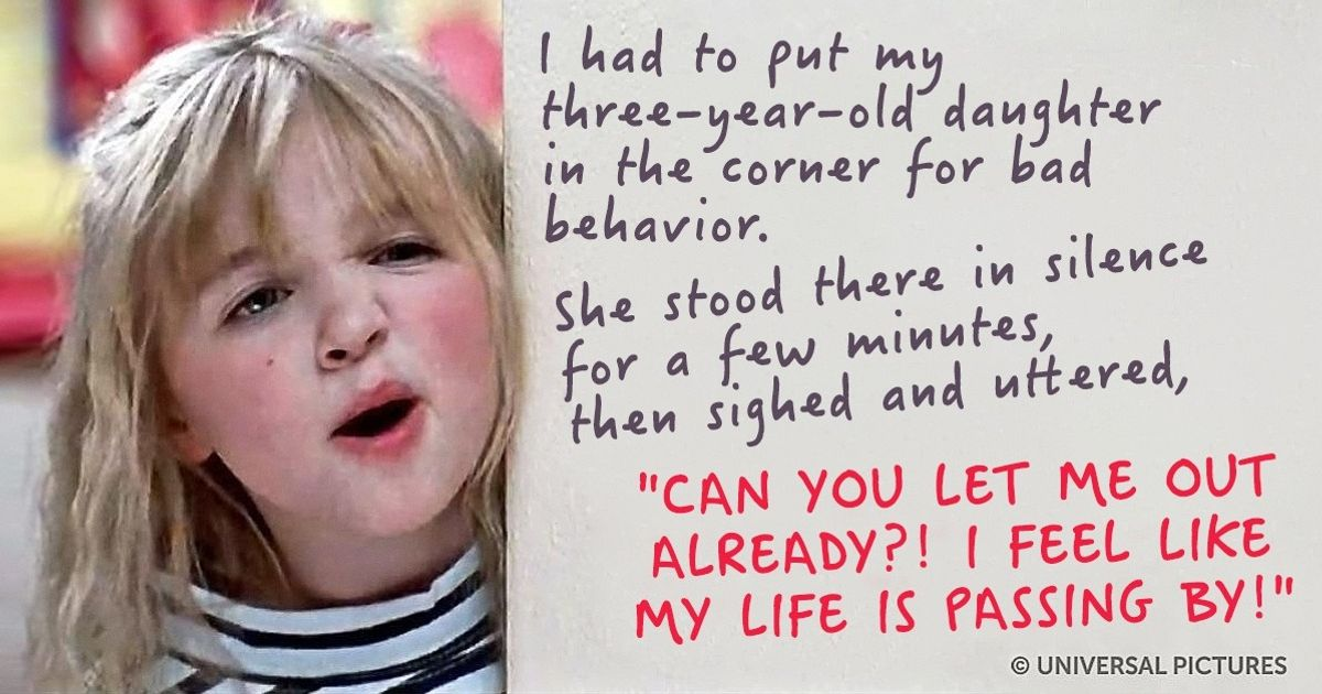 12 hilarious children's​ sayings that leave grown-ups stuck for words