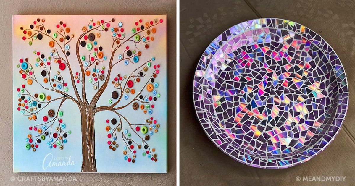 15 Superb Art Ideas To Decorate Your Room