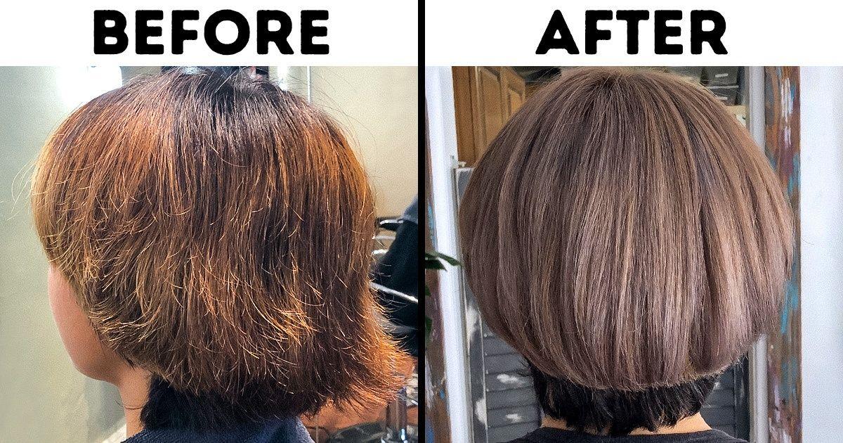 11 Ways You Can Repair Damaged Bleached Hair