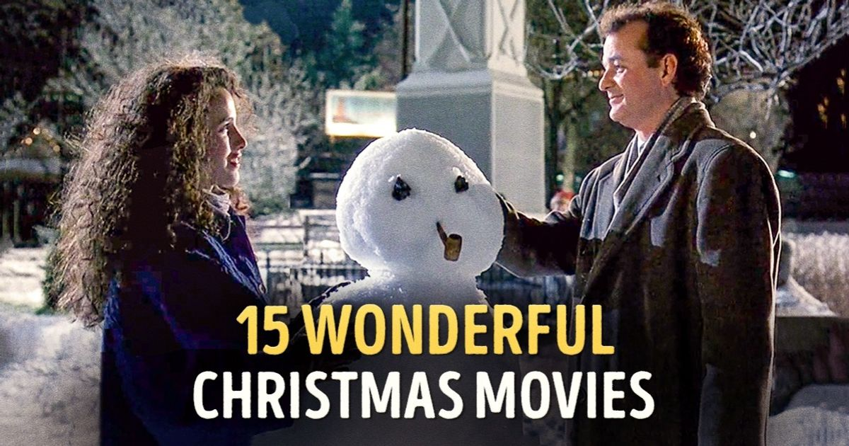 15 truly wonderful Christmas movies to put you in a festive mood