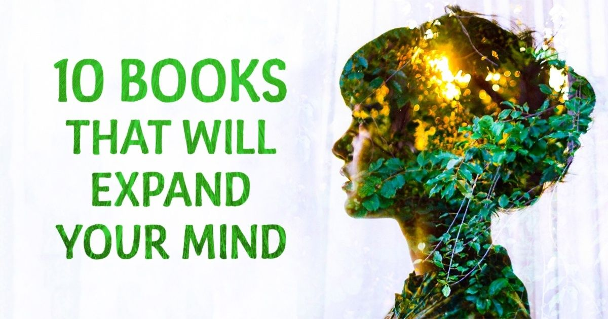 10 seriously insightful books that will expand your mind