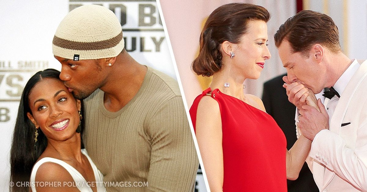 15 wonderful Hollywood couples who convinced us that true love still exists