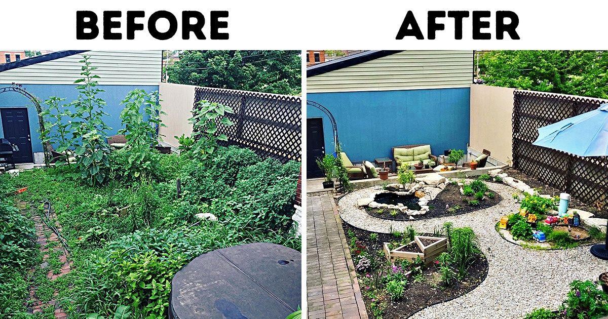 15 cách hack bạn có thể sử dụng để cuối cùng có được khu vườn trong mơ