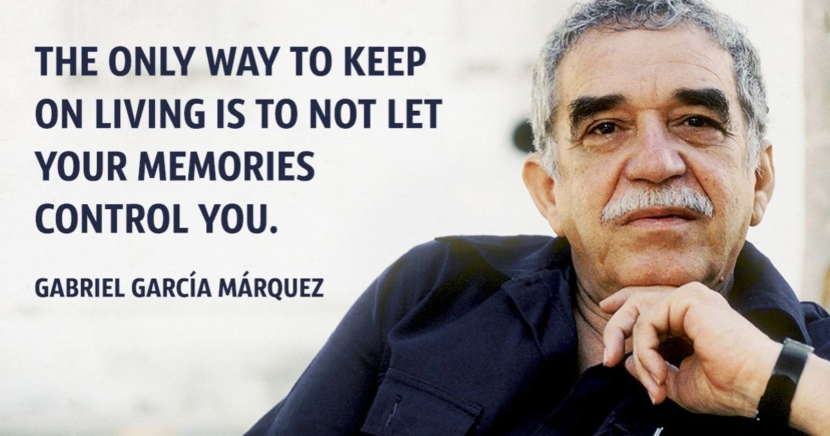 15 pieces of wisdom from Gabriel García Márquez to fill you with hope
