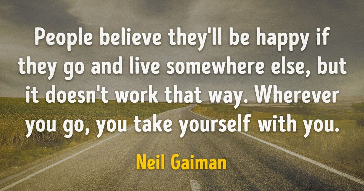25 unbelievably truthful quotes by Neil Gaiman