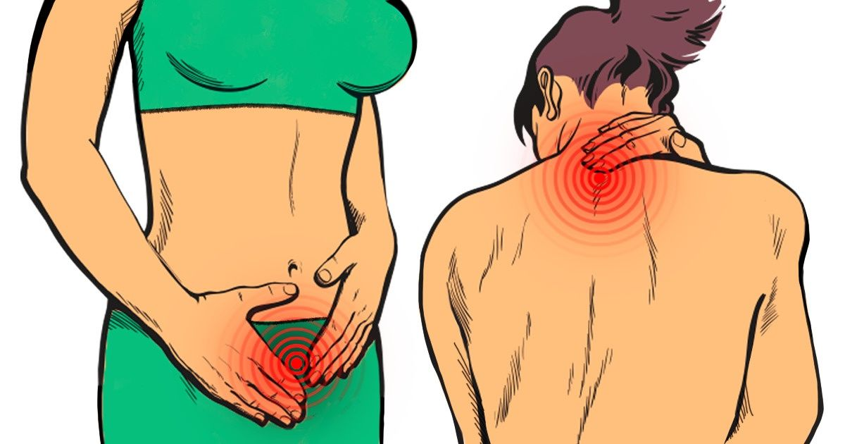 12Symptoms You Shouldn't Ignore IfYou Have Pains All Over Your Body