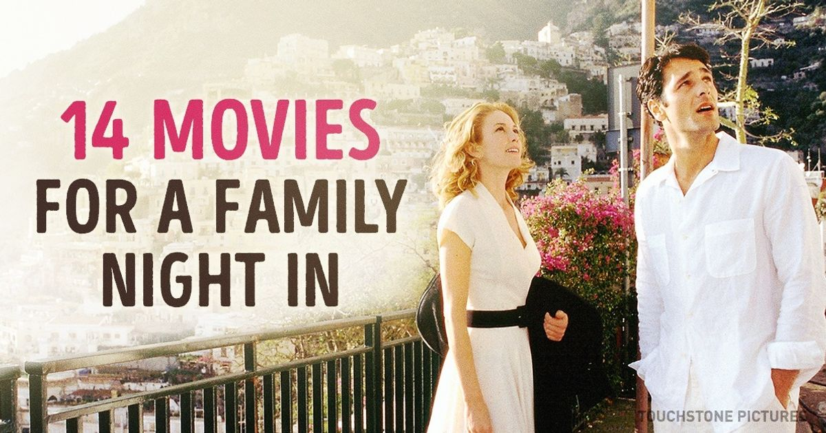 14 superb movies for a great family night in