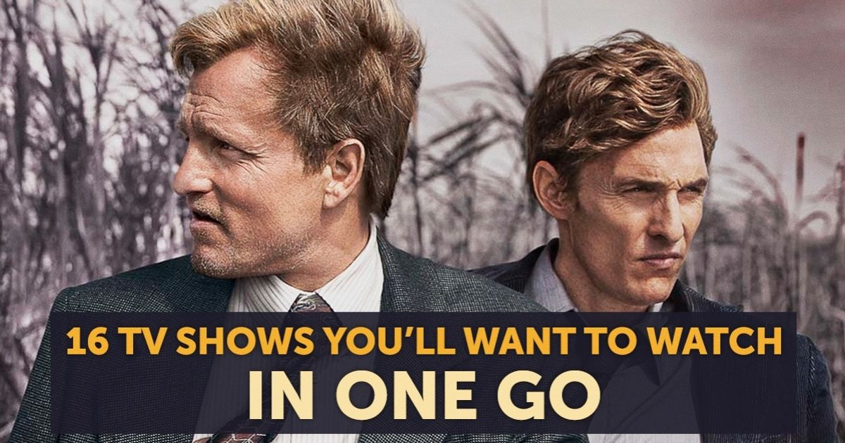 16 TV shows you'll want to watch in one go