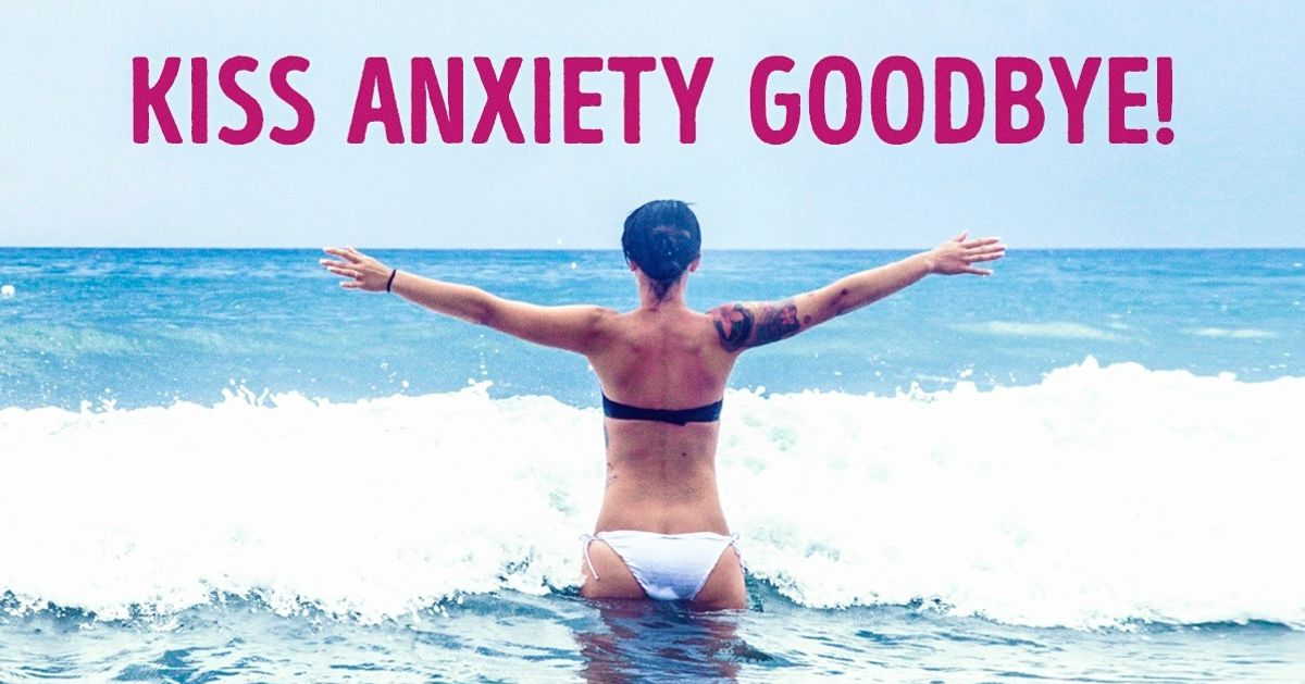 Five effective ways tostop anxiety attacks