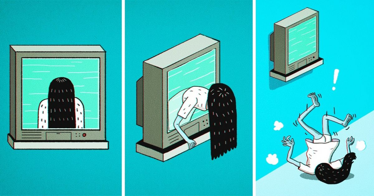 12Funny Ways toDeal with Horror Movies