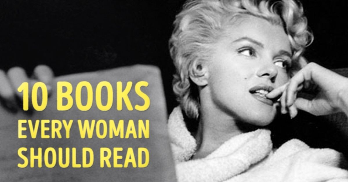 10 superb books every woman should read