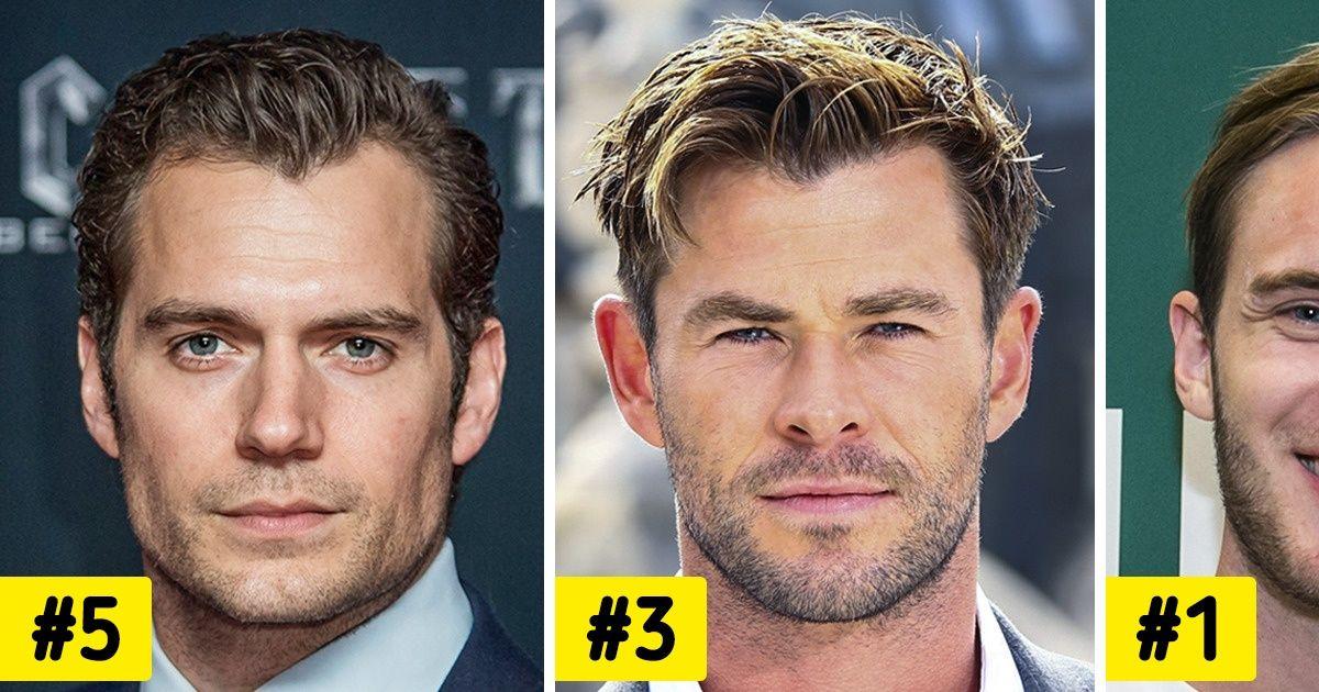 Handsome guys top Top 60