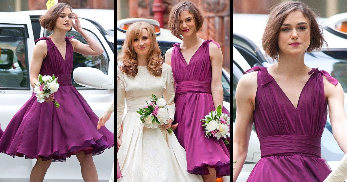 12 Times Celebrities Were Bridesmaids and Stunned Us With Their Look