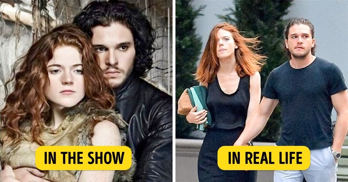 What Game Of Thrones Actors Look Like In Real Life