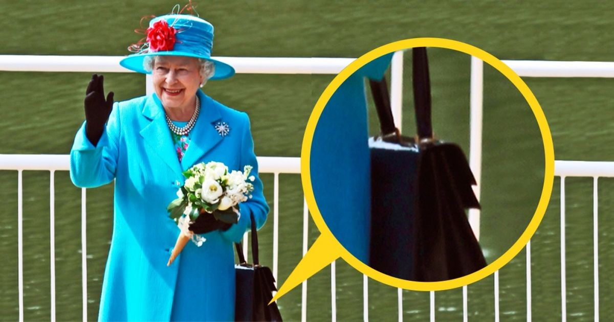 Here's Why the Queen Always Carries Her Purse