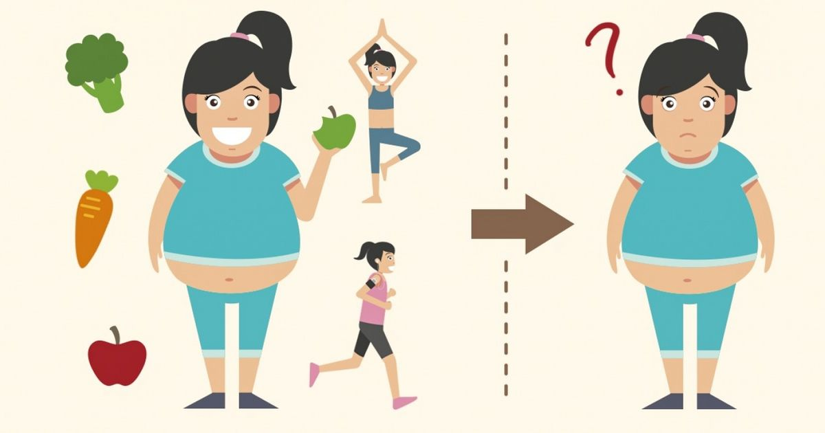 If You Eat Right and Still Can't Lose Weight, This Could Be the Reason