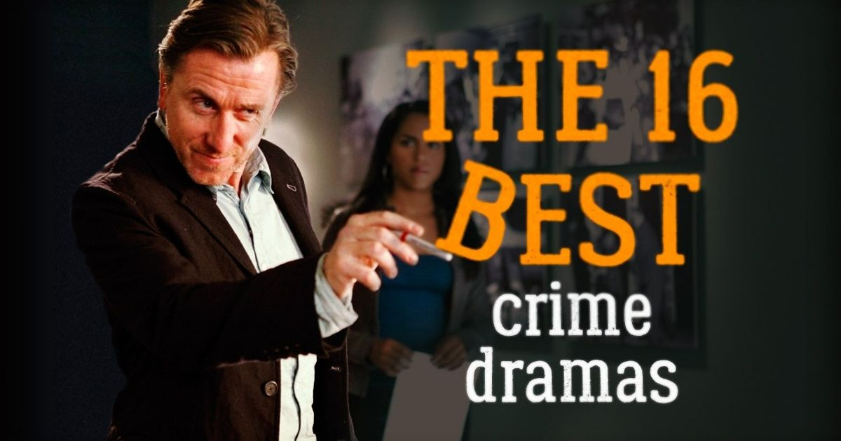 The 16 best crime dramas ever shown on TV