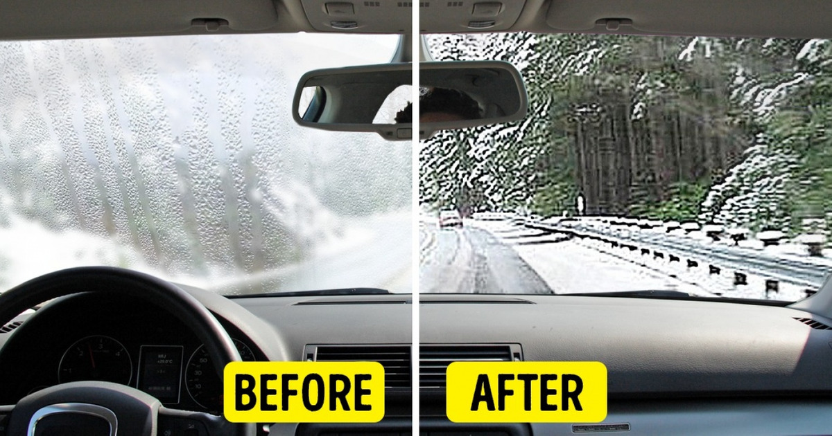 How toPrevent the Windows inYour Car From Steaming Up