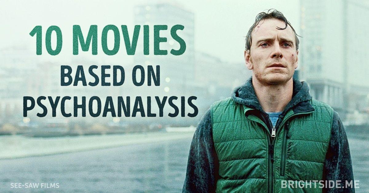 Ten amazing movies based onpsychoanalysis