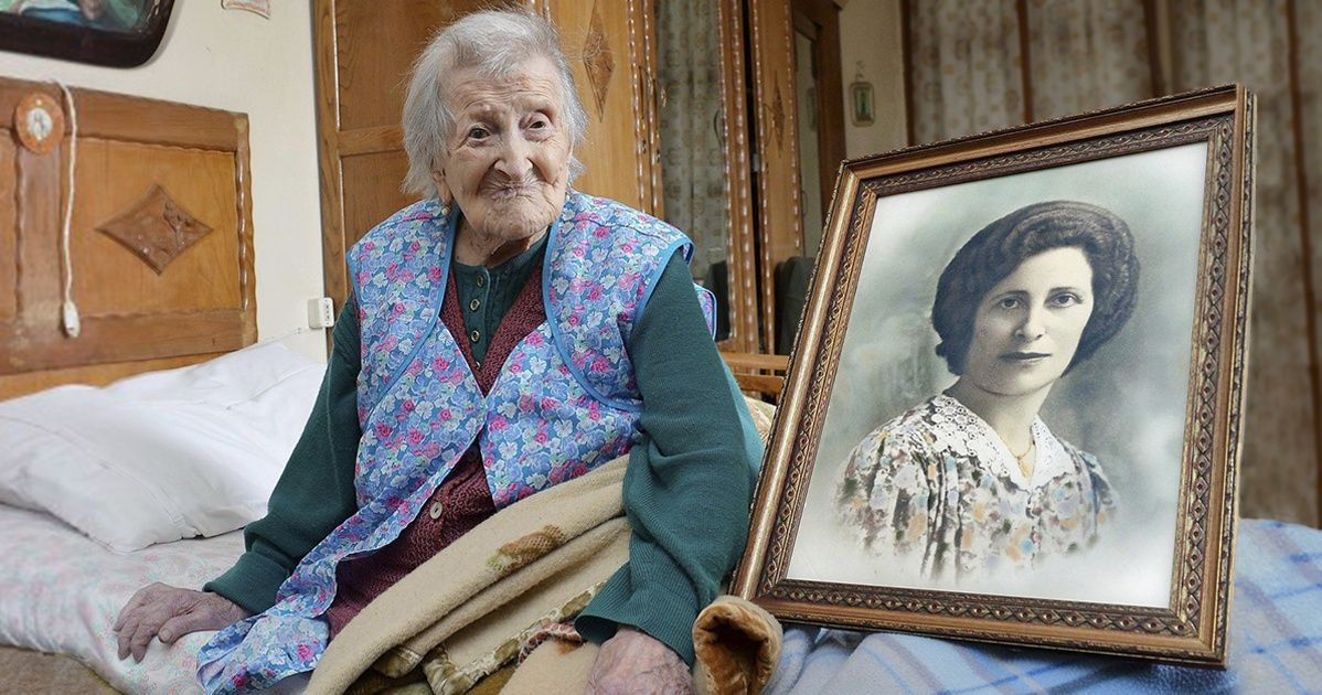 This 116-year-old Italian woman is the oldest person in the world...what are her secrets?