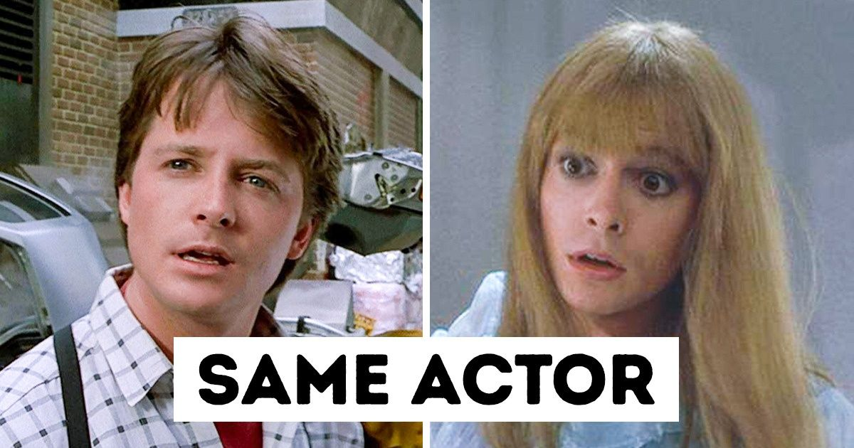 16 Actors Who Played Different Roles in the Same Movie and You ...