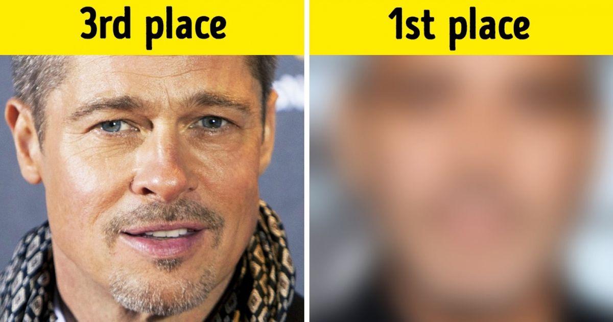 Top most attractive men