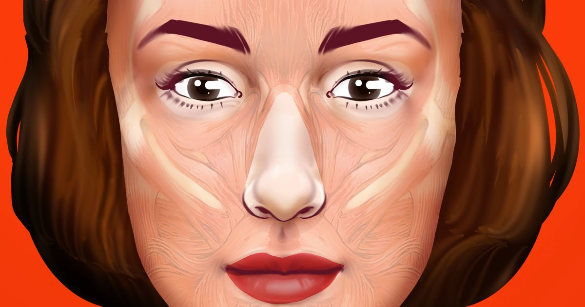 10 Facial Exercises That Can Replace a Visit to a Plastic Surgeon