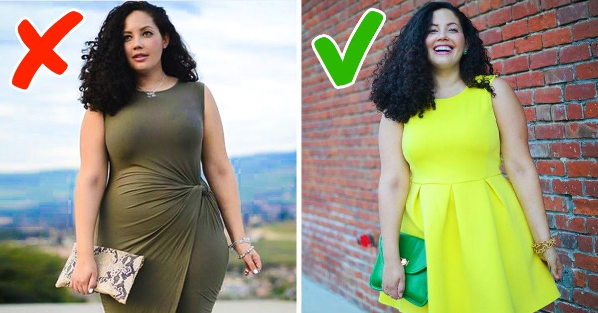 10 Pieces Of Advice That Can Help You Hide Your Belly And Side Fat Under Your Clothes