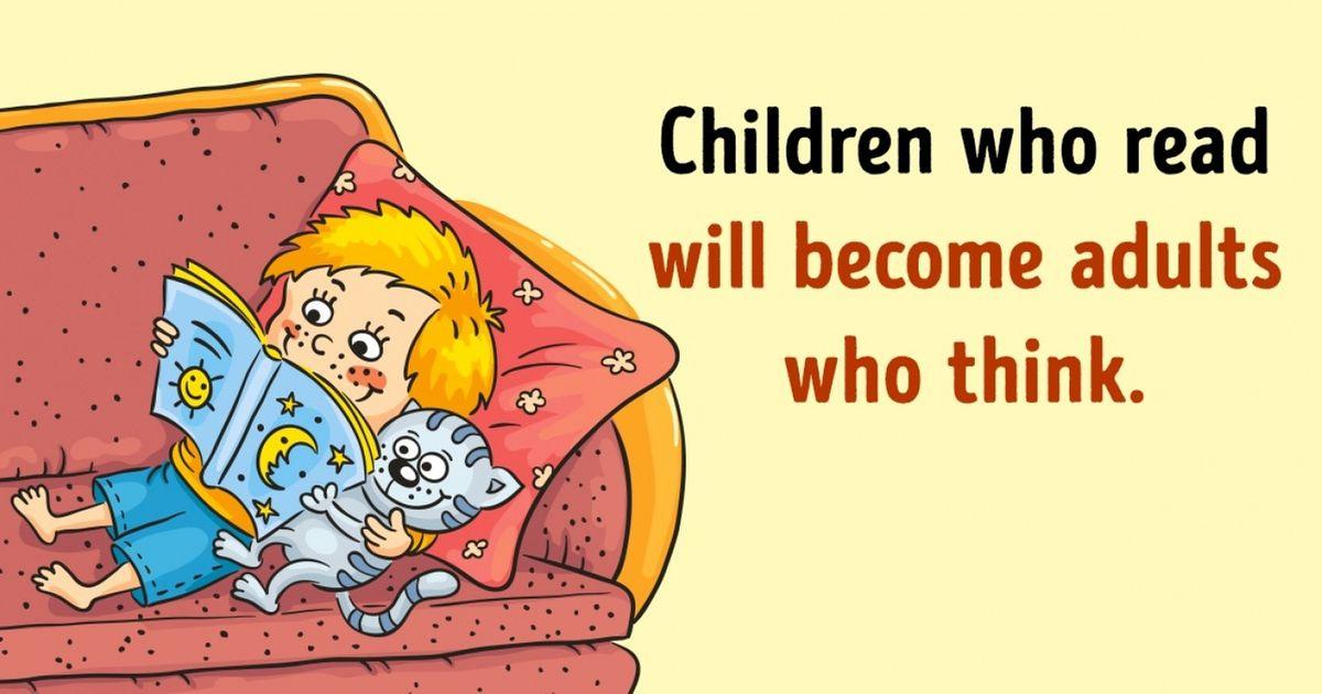 50Brilliant Books Your Children Won't BeAble toPut Down