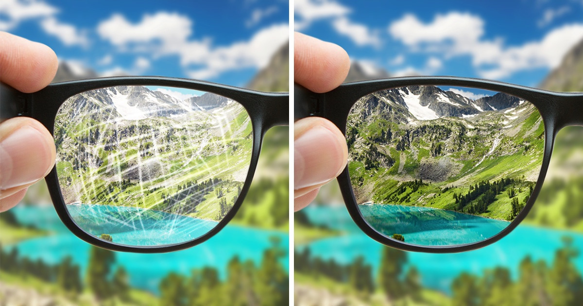 11 Ways to Save Your Scratched Eye Glasses You Might Have Wanted to Throw Away