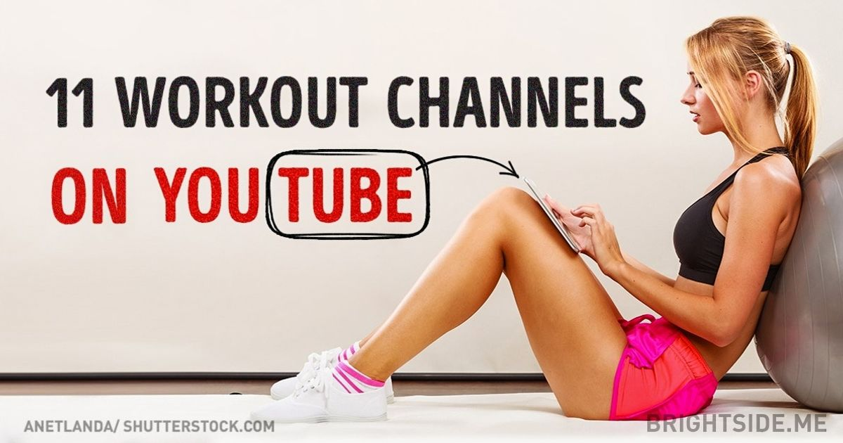 The 11 best YouTube workout channels that will help you get fit