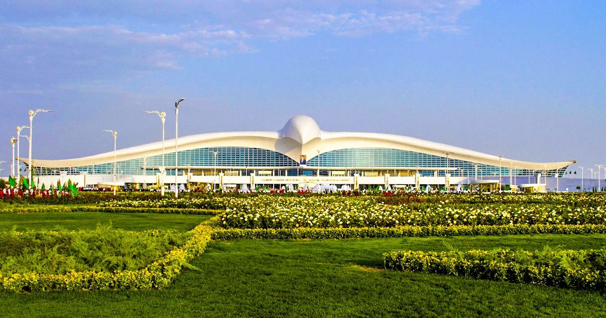16Stunning Airports Across the World We'd Like toStay atForever