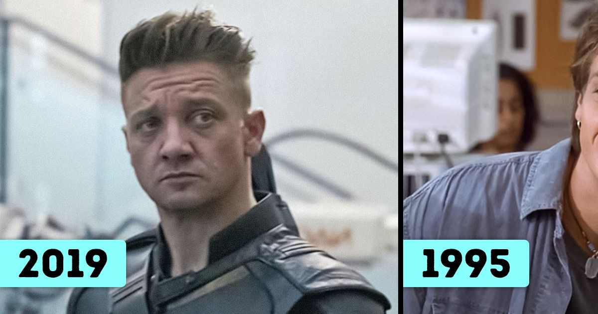 19 Superheroes Who Looked Totally Different When They Started Acting