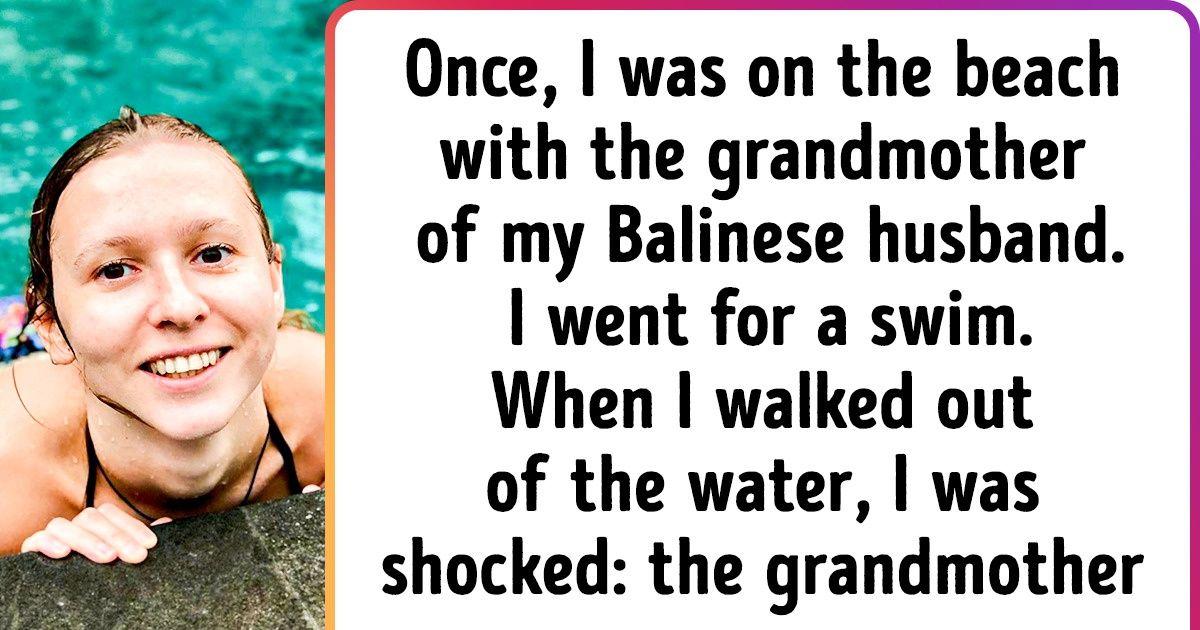 Một cô gái chuyển đến Bali và tiết lộ lý do tại sao cuộc sống thực không giống như chương trình quảng cáo