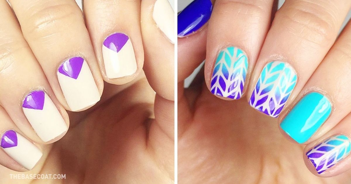 20fresh ideas for perfect summer nails
